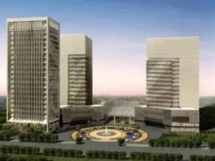 江苏省宿迁市双星国际酒店项目